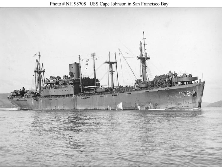 USS Cape Johnson