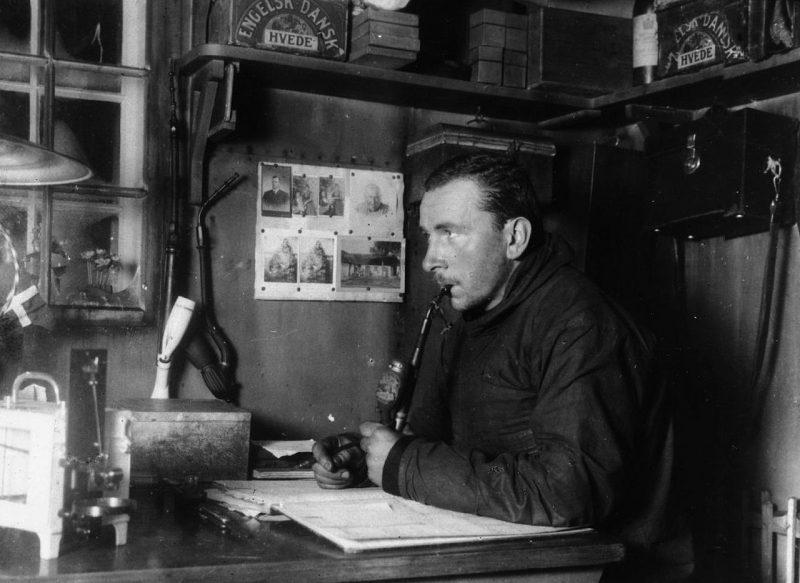 Alfred Wegener Grönlannissa
