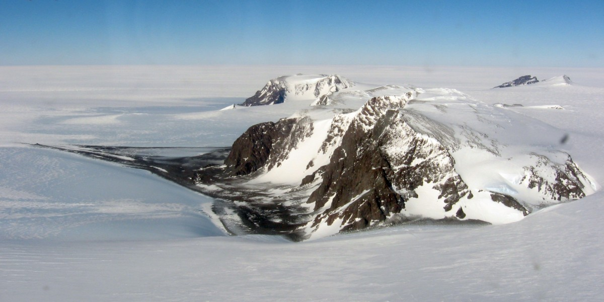 Transantarktiset vuoret