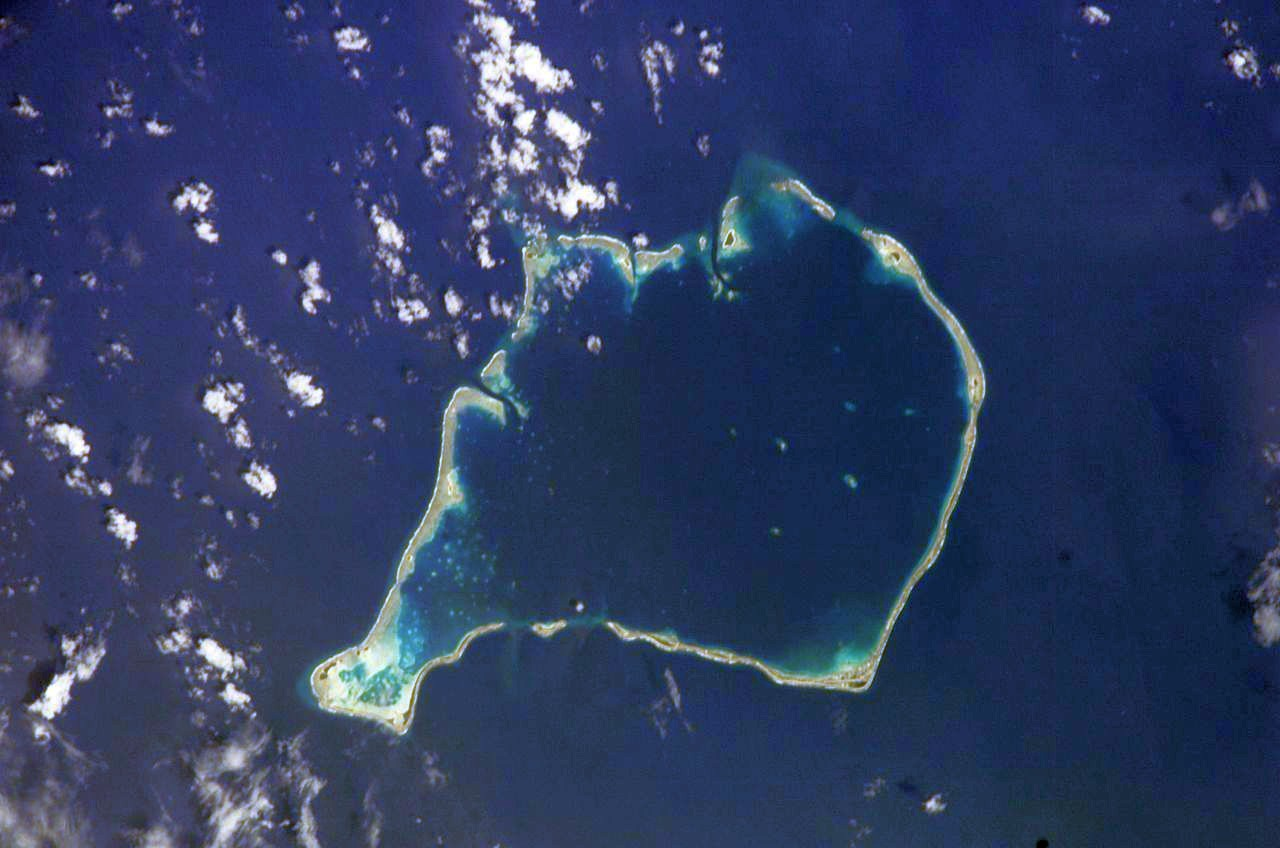 Funafuti/satelliittikuva